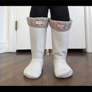 Hunter inside socks for boots